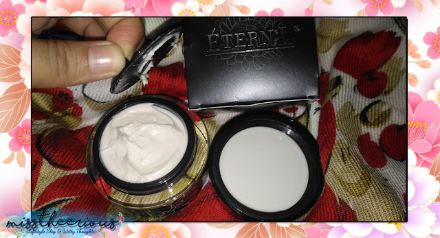 etern'l night cream