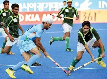 Asian Hockey Champions Trophy Final, Pakistan and India today compete