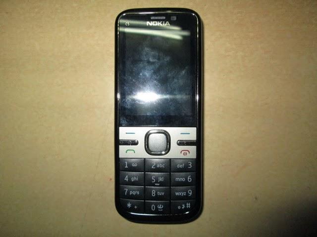 Nokia jadul C5-00