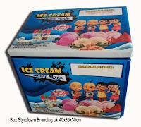 box styrofoam branding es krim usaha es krim
