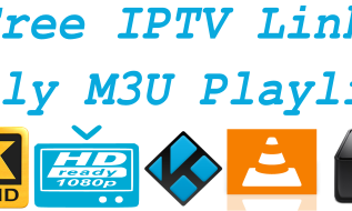 Free Daily M3U Playlist 1 january 2018