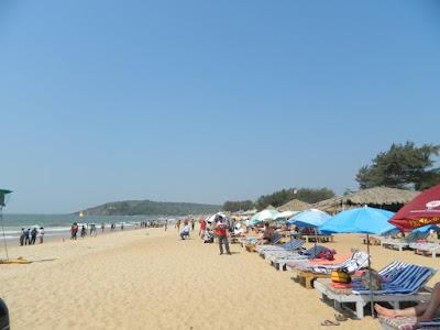 Baga Beach Tourist Destination in Goa