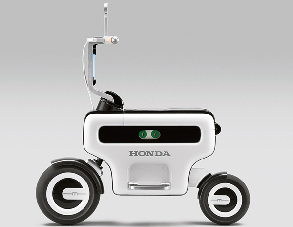 Honda ultra compact electric bike