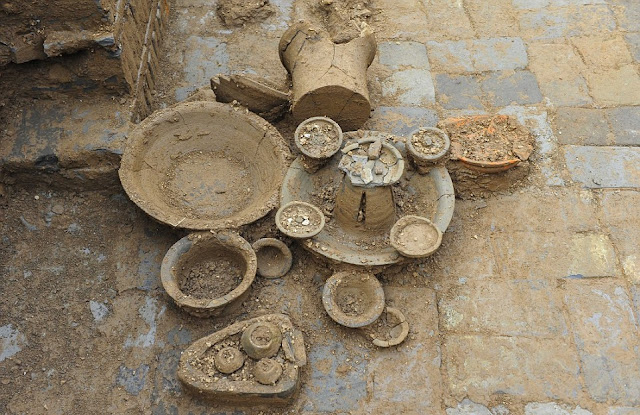 1,092 ancient tombs unearthed in east Beijing