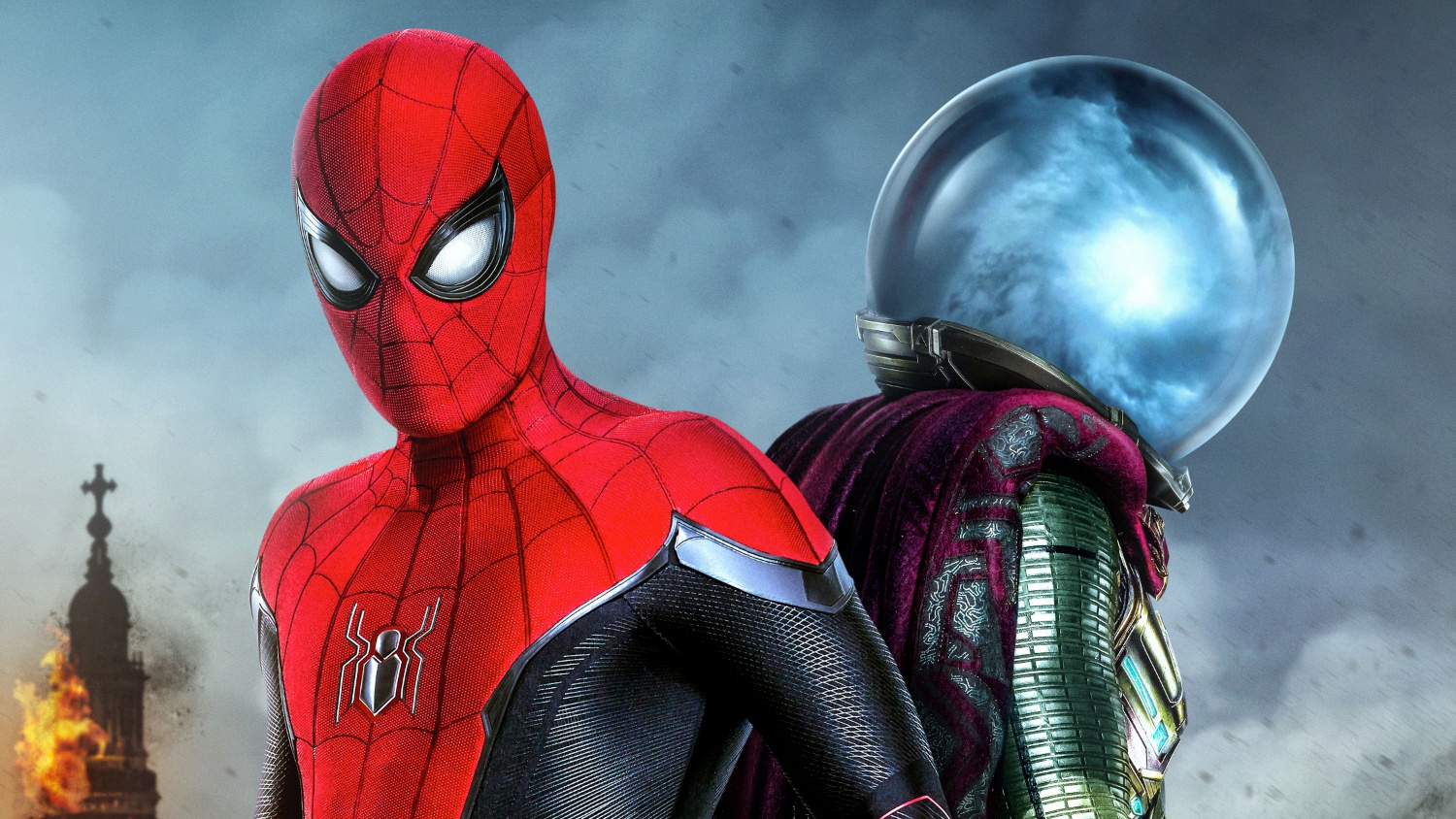 Spider-Man: Far from Home Tom Holland Accuses Sony of