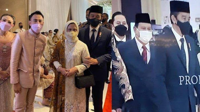 Rakyat Dilarang Mudik tapi Pejabat Berkerumun di Nikahan Youtuber, Piye Pak Jokowi?