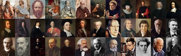 El bien y el mal,  según los grandes Filosofos