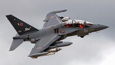 Astaga!, Jet tempur Rusia menyerang armada udara Israel di Suriah