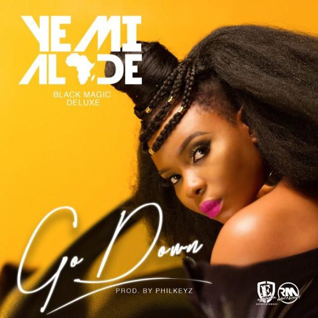 [Music] Yemi Alade – Go Down | @YemiAladee