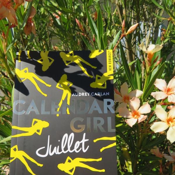 Calendar girl, tome 07 : Juillet de Audrey Carlan