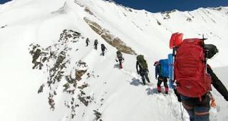 Ανατριχιαστικό βίντεο με τις τελευταίες στιγμές των ορειβατών που σκοτώθηκαν στα Ιμαλάια