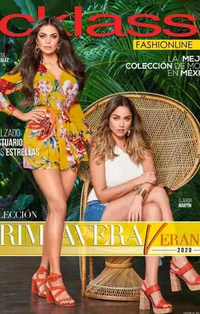 Fashionline  Digital cklass ropa Primavera Verano 2020 : vestimenta