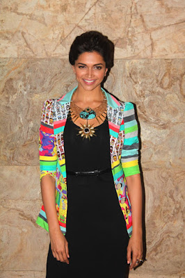 10 Jackets Donned By Deepika Padukone