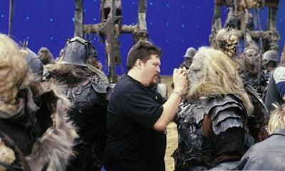 El Señor de los Anillos detrás de las cámaras