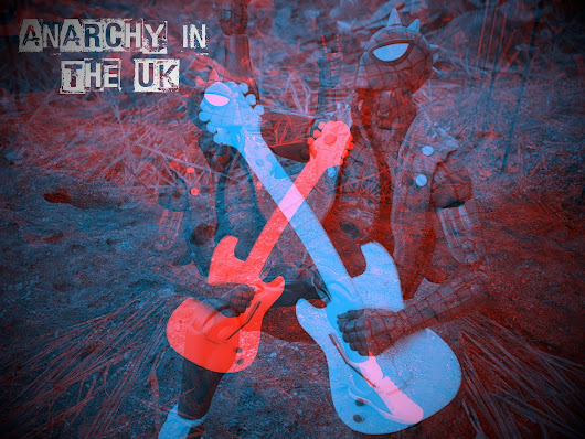 """Anarchy In The Spider-UK"""