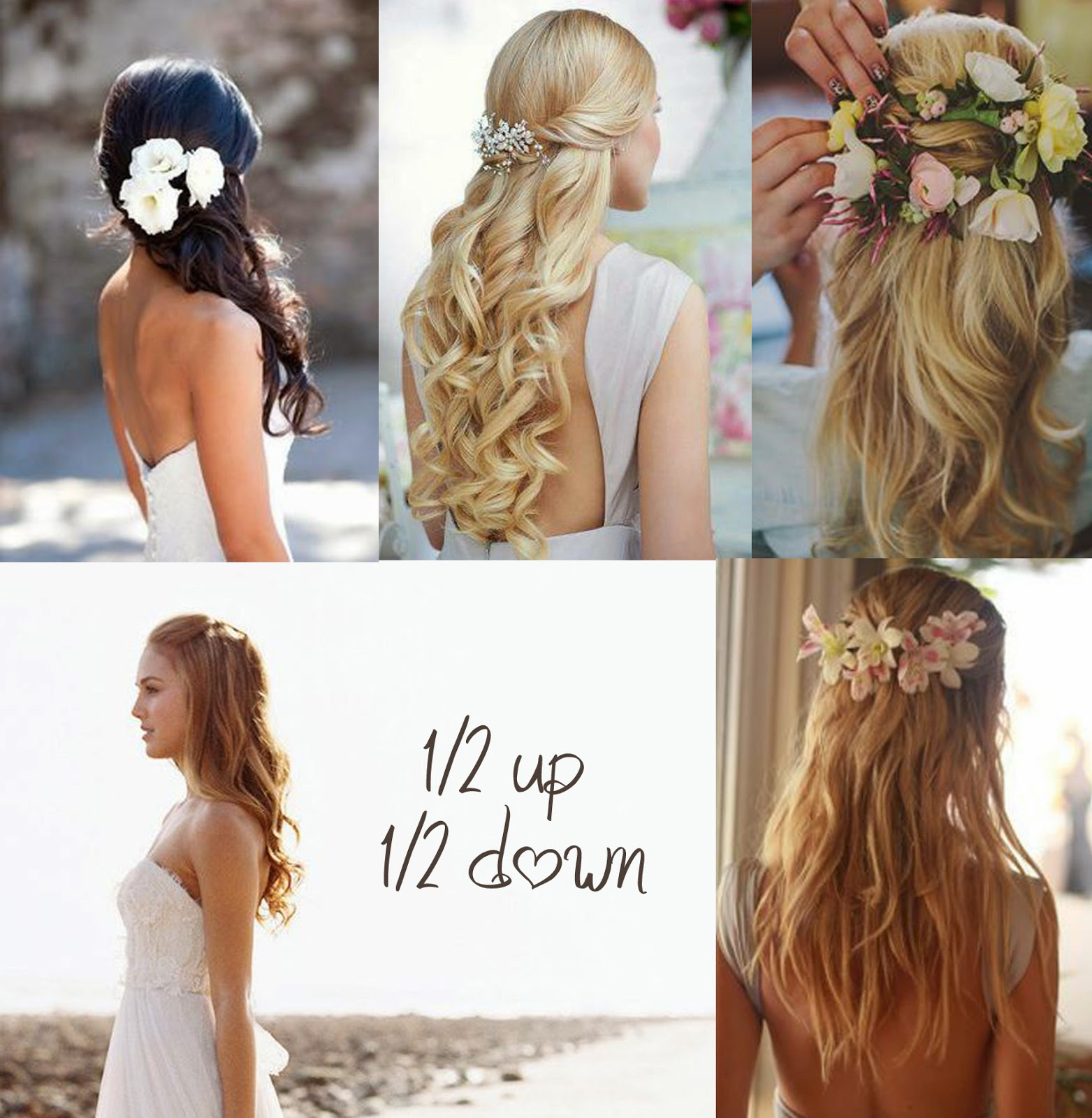 natasha wedding essentials: summer beach wedding ideas (hair and