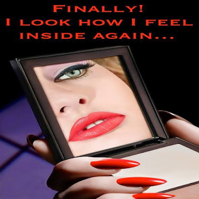 How I feel inside Sissy TG Caption - Hard TG Captions - Crossdressing and Sissy Tales and Captioned images