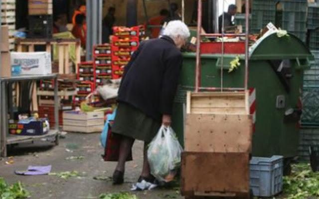 Eurostat: Το 35,7% των Ελλήνων ζουν σε συνθήκες φτώχειας ή κοινωνικού αποκλεισμού