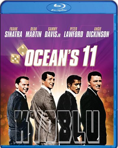 Ocean's Eleven [1960] [BD25] [Español]
