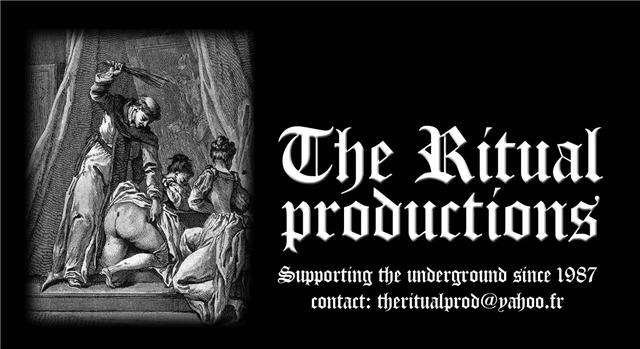 THE RITUAL PRODUCTIONS DUTCH UNDERGROUND METAL LABEL