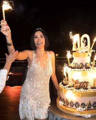 Caterina Balivo buon compleanno 41 anni