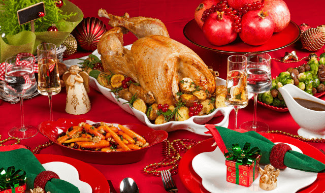 Christmas dinner ideas 2021