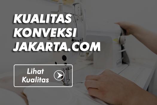Kualitas Konveksi Jakarta