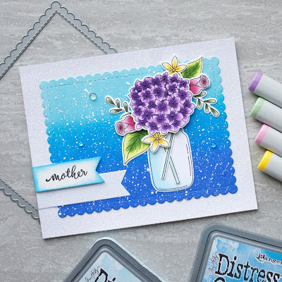 Mother by Amy T. features Lovely Blooms and Frames & Flags by Newton's Nook Designs; #newtonsnook