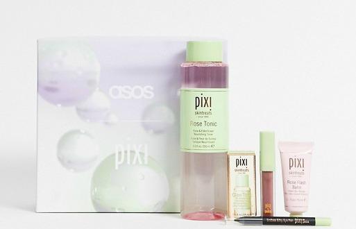 ASOS X Pixi Brand Takeover Box