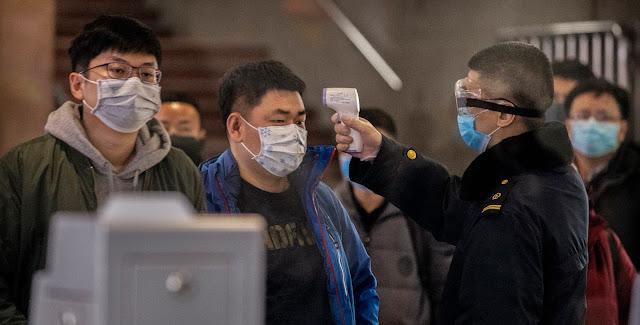 Kekhawatiran masyarakat cina tentang virus corona