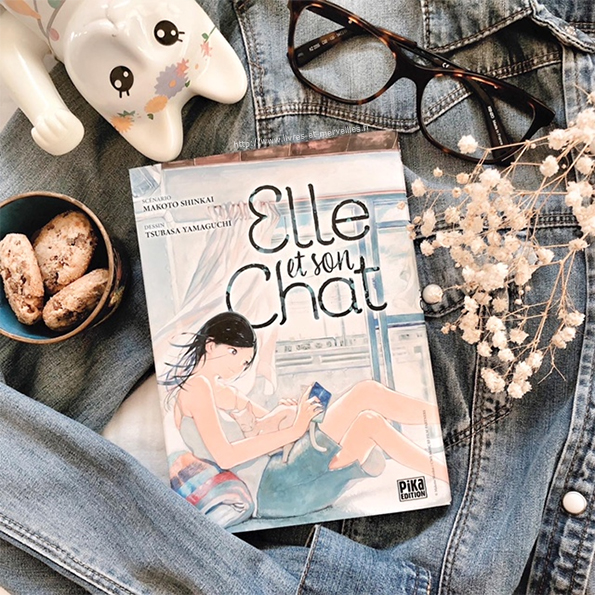 Manga Seinen : Elle et son chat