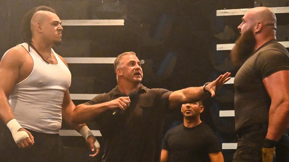 """""""Braun Strowman vs. Shane McMahon"""" pode acontecer na WrestleMania 37"""