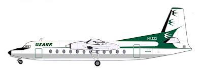 Fairchild Hiller FH227B picture 1