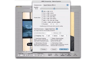 تميل برنامج  MPEG Streamclip