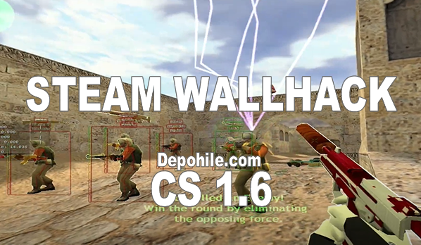 CS 1.6 Steam Harmony Aimbot + Wall Hilesi Menülü Eylül 2021
