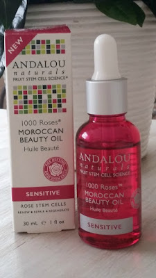 Andalou Naturals 1000 Roses Beauty Oil