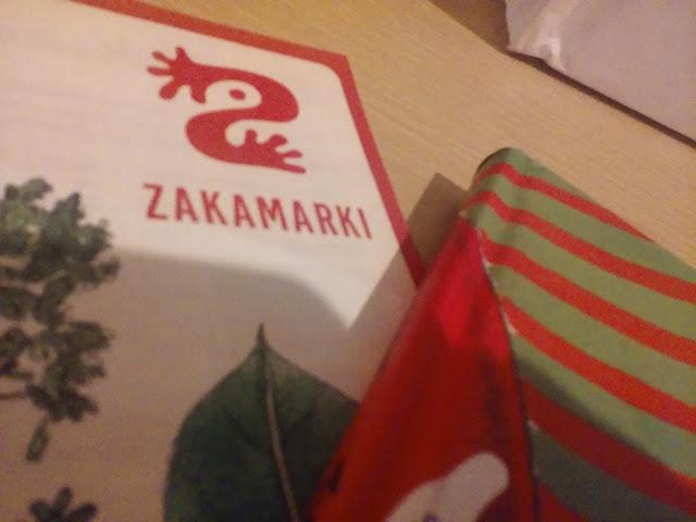 tylko tsatsiki, recenzja książki, zakamarki, czerwona okładka, tania książka, zakamarki tylko tsatsiki