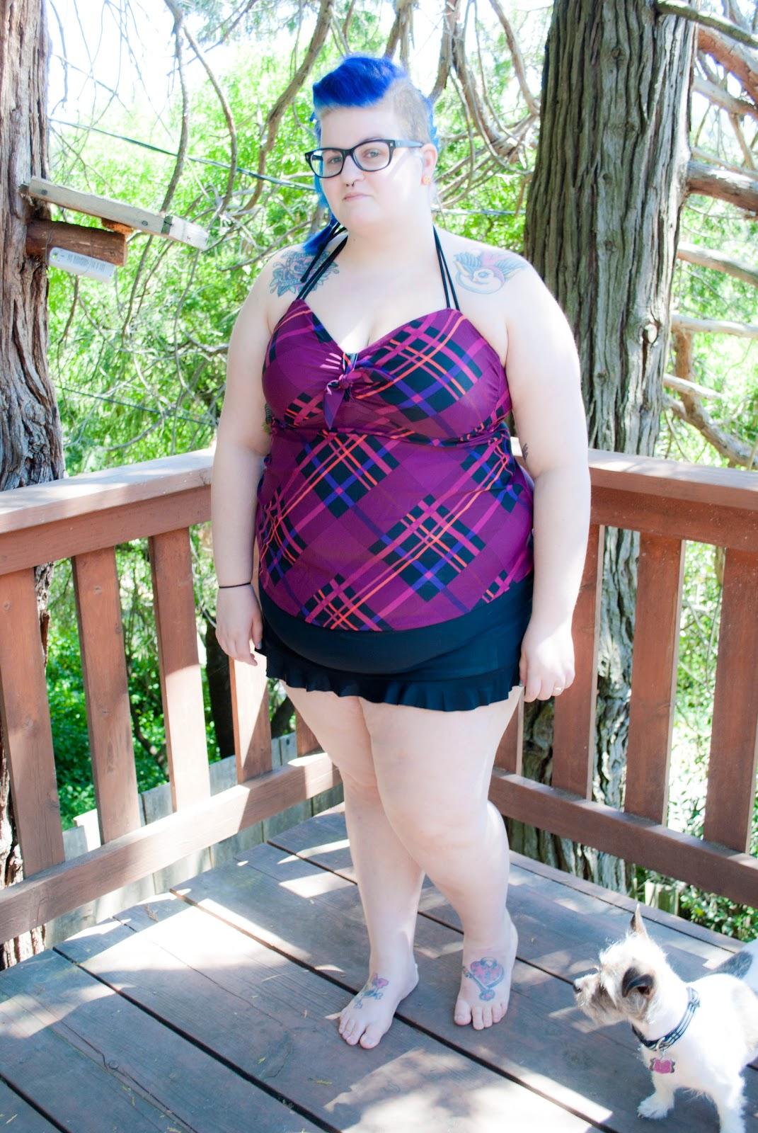 woman Chubby cute