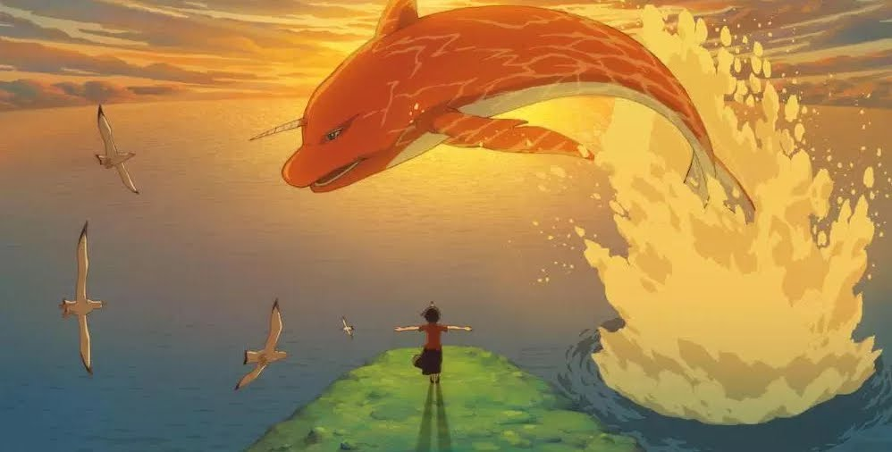 Big Fish & Begonia, quando il Cinema Fantastico va oltre l'immaginazione.