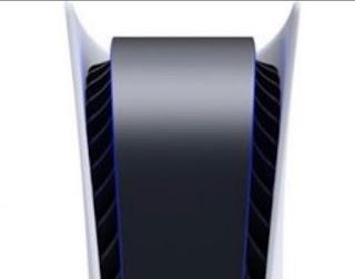 PS5 の拡大写真