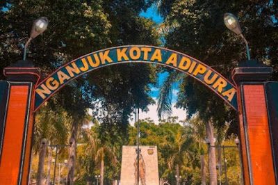Lirik Lagu Nganjuk Nyawiji, Jawa Timur