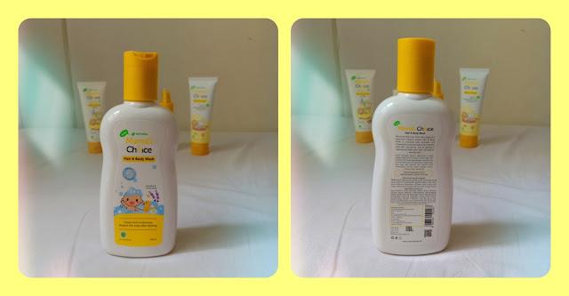sabun mandi bayi kulit sensitif