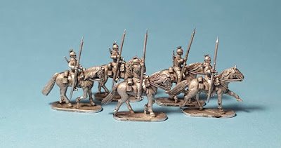 Uhlan Cavalry Troopers picture 8