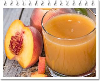 Resep dan cara membuat jus buah persik serta manfaatnya