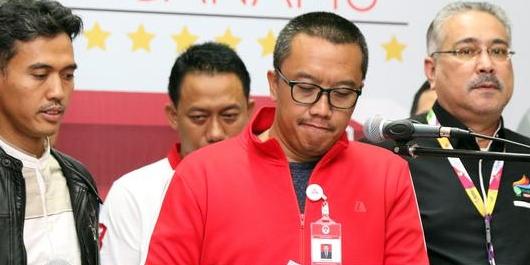 Saksi: Sekjen KONI Daftarkan Rp1,5 Miliar untuk Menpora