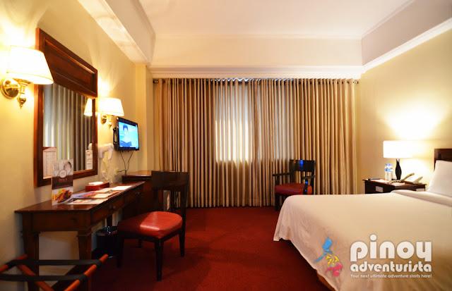Bayview Park Hotel Manila Review