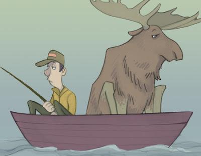 Histoires de pêche, Daniel Lefaivre, blogue de pêche, pêche au Québec