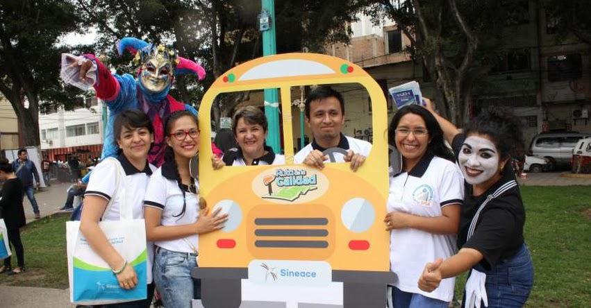 «Ruta de la Calidad» del SINEACE llegará a Ayacucho el 1 de junio - www.sineace.gob.pe