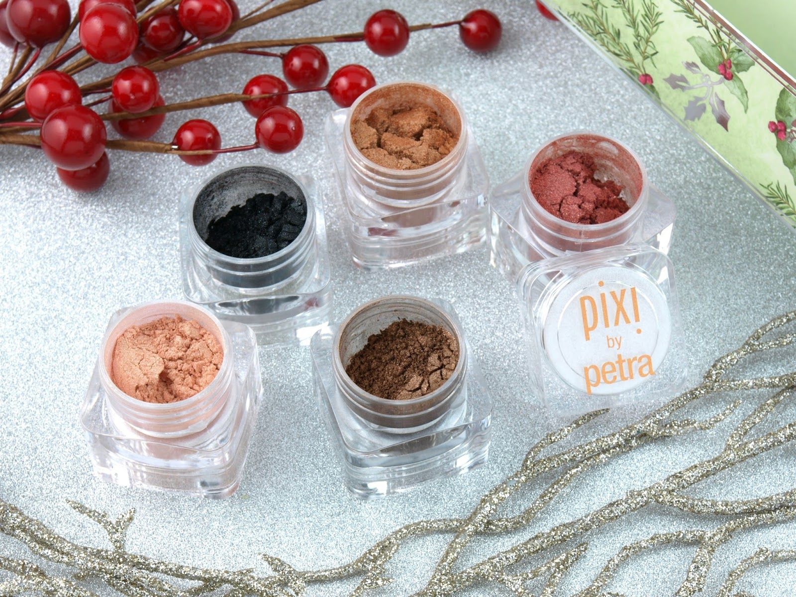 Pixi Holiday 2016 Fairy Dust Favorites: Review and Swatches