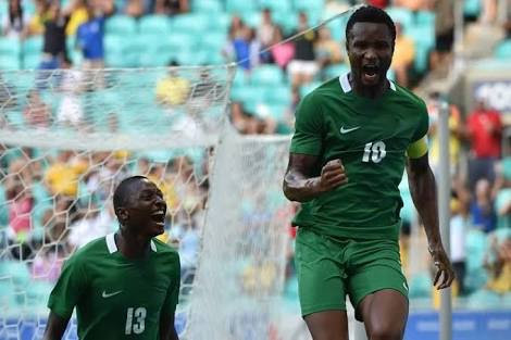 """Football Made In China,"" Nigeria Duo Mesmerized Cameroon in World Cup Qualifier"